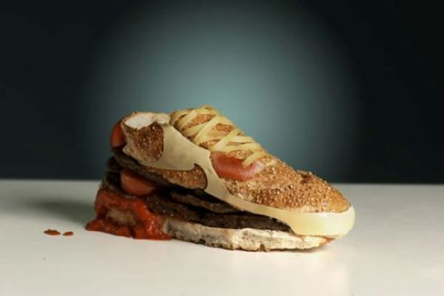 burger-shoe